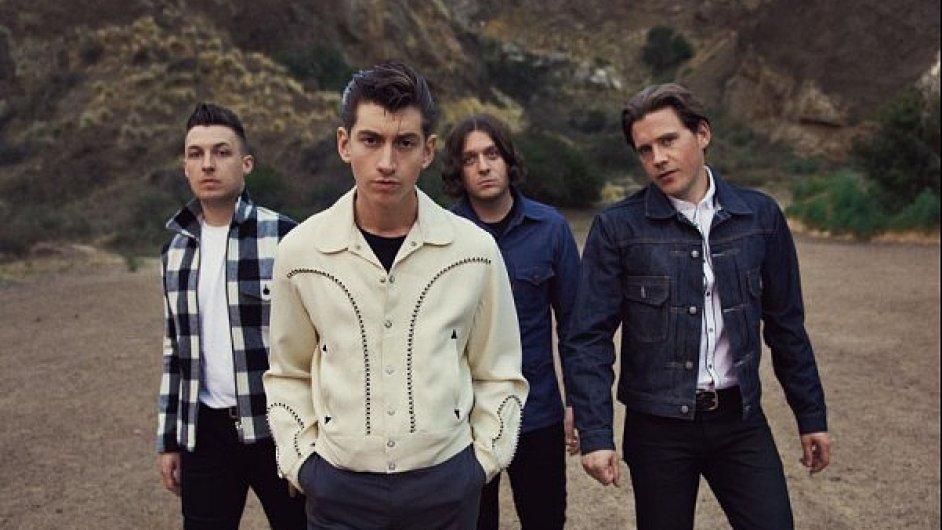 I když se Arctic Monkeys snaží řada kapel napodobit, tito Britové přicházejí na každé desce s novým zvukem.