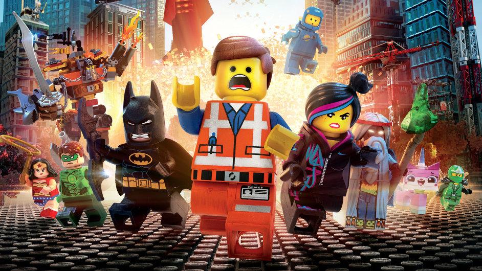 Z filmu Lego příběh