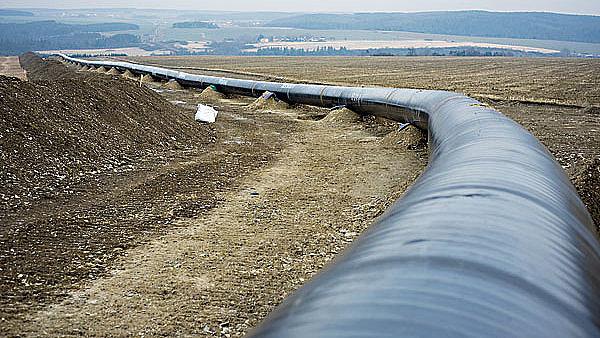 Rusko pozastavilo práce na projektu plynovodu do Turecka - Ilustrační foto.