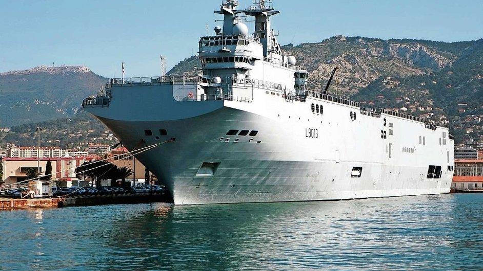 Lodě pro Rusko
