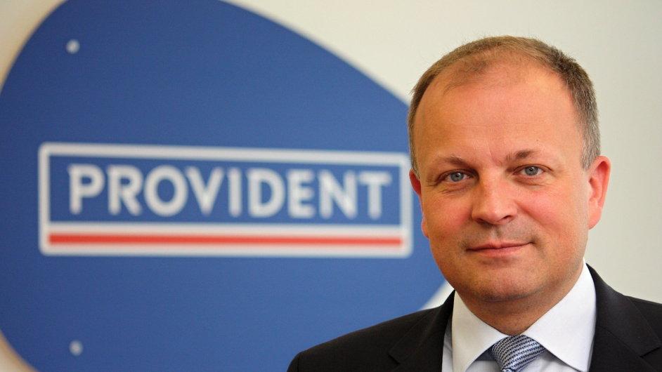 Vladimír Šlachta, ředitel programu transformace společnosti Provident Financial