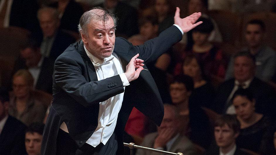Valerij Gergijev a Česká filharmonie, Rudolfinum, 13. června