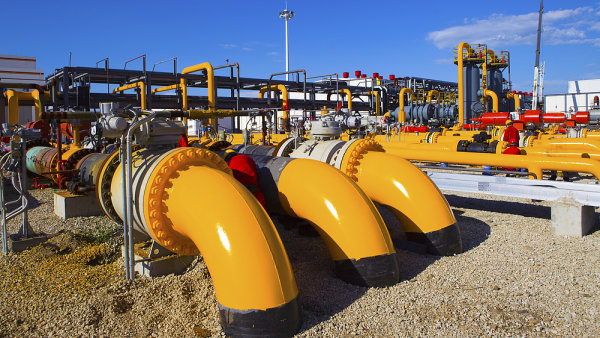 Plynovod o kapacitě 55 miliard metrů krychlových ročně bude dlouhý 1225 kilometrů - Ilustrační foto.