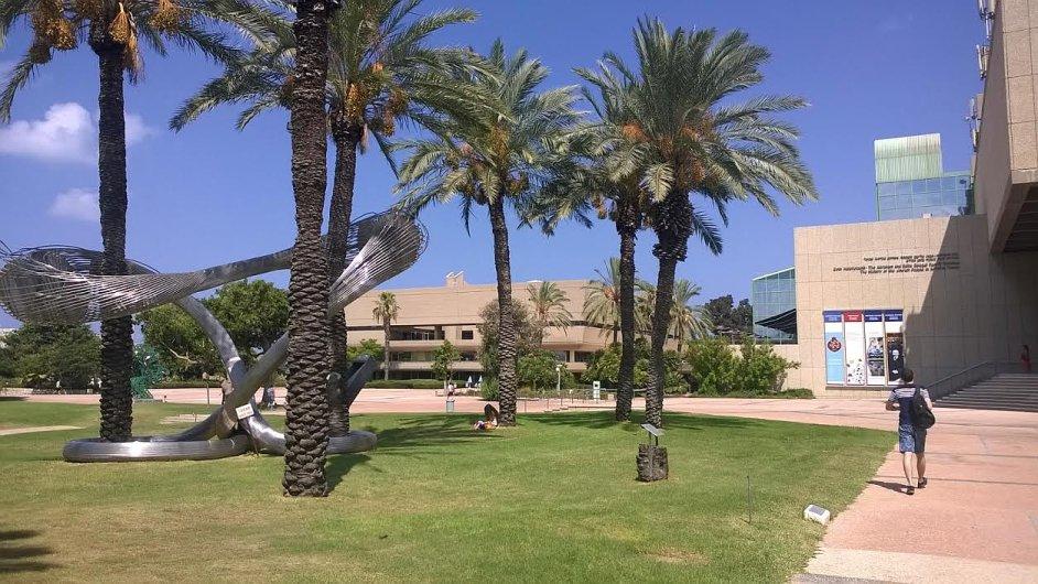 Kampus telavivské univerzity
