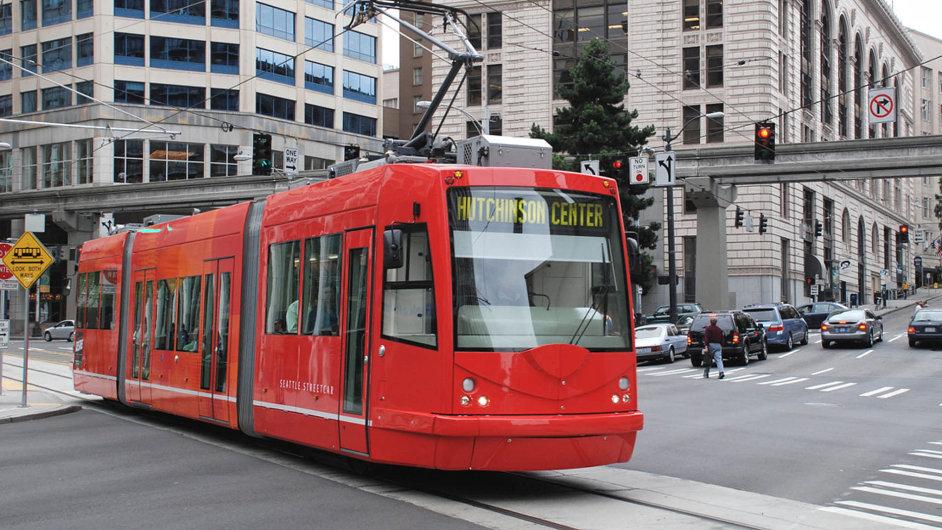 Tramvaje pro Seattle