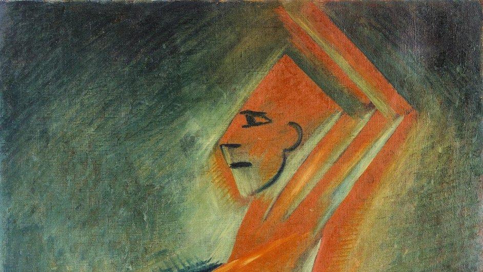 Nejdráže se prodal obraz Otakara Kubína v přepočtu za téměř šest milionů korun s přirážkou.
