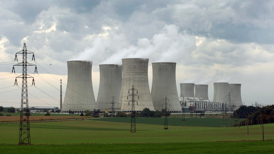 Jaderná elektrárna Dukovany