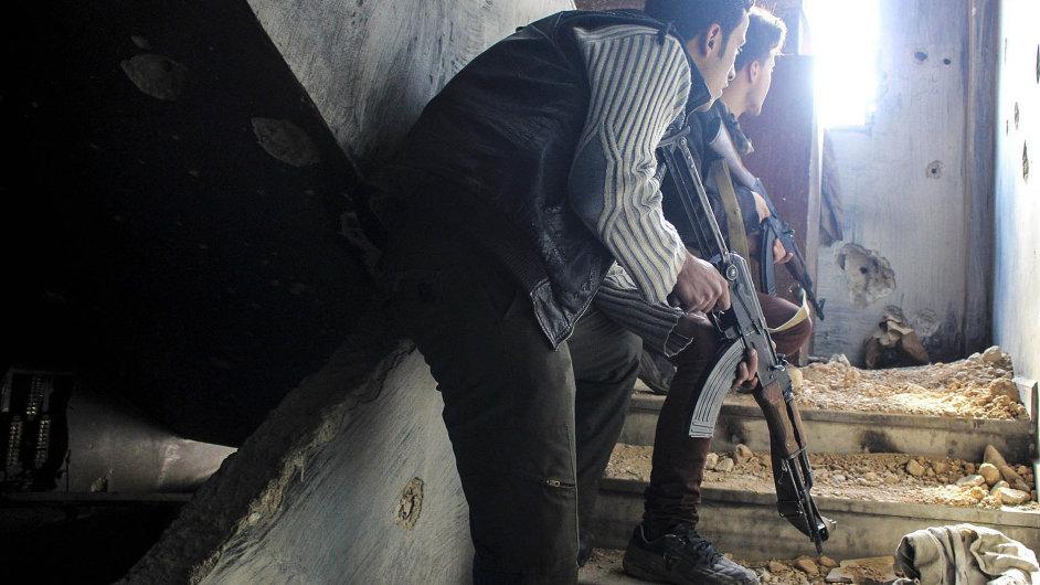 Boj o Damašek