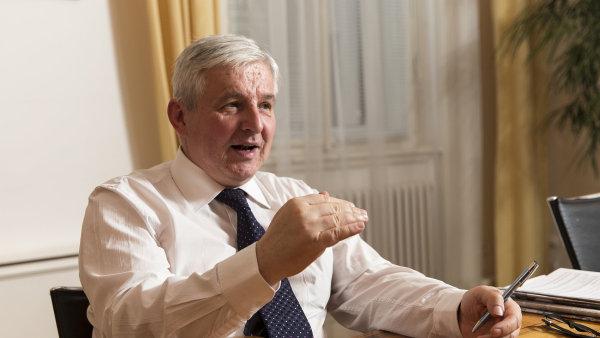 Jiří Rusnok, guvernér České národní banky (ČNB)