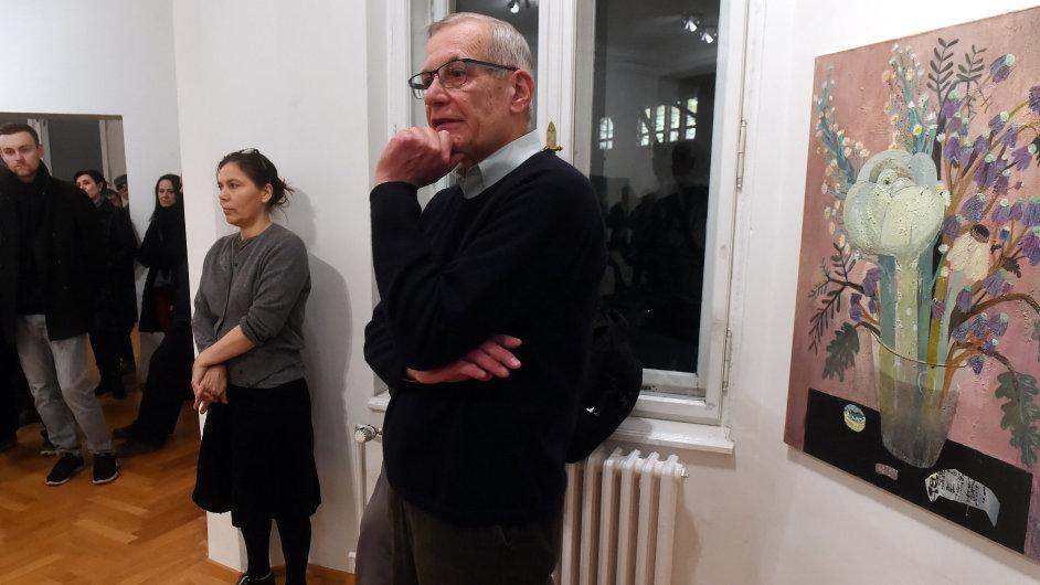 Snímky z výstavy Hany Puchové