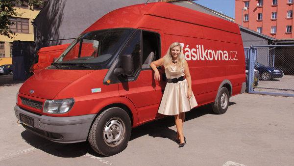 Simona Kijonkov�, majitelka Z�silkovny, se za�adila mezi Top �eny �eska