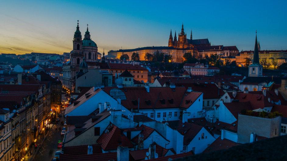 Praha aspiruje na jedno z nejromantičtejších měst - Ilustrační foto.