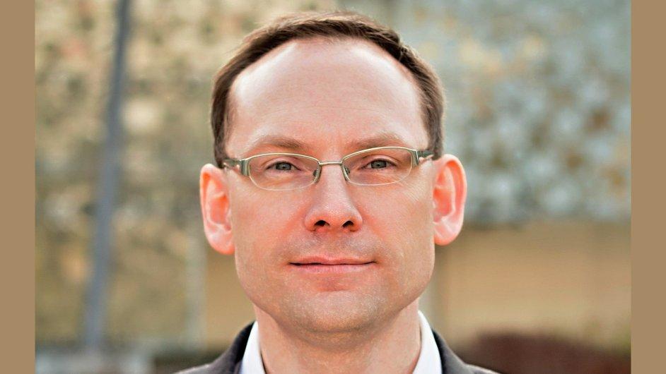 Martin Lupa, Government Affairs & CSR manažer společnosti Tesco