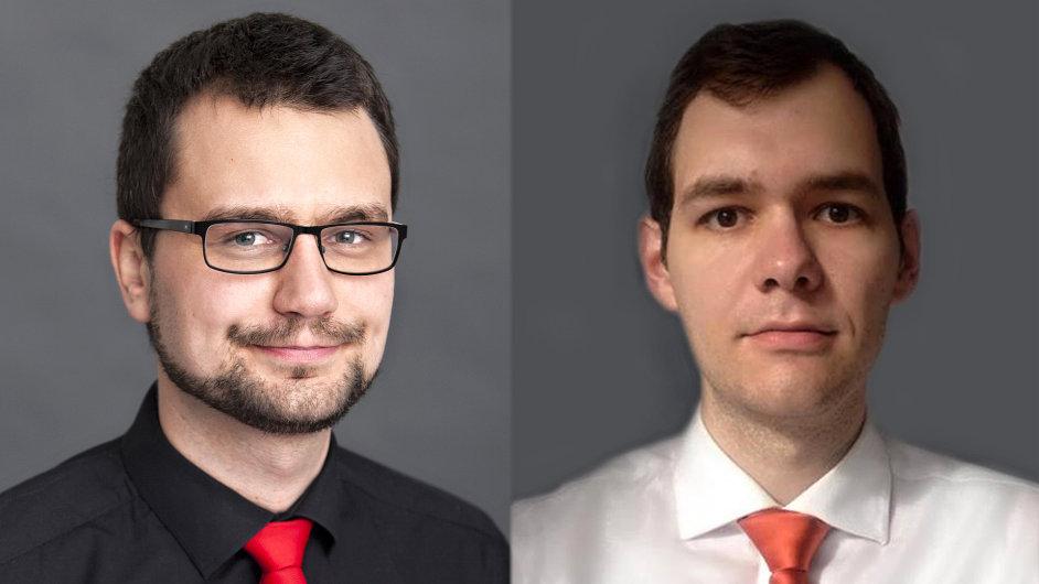 Vladislav Polách (Istanbul) a Jan Kobliha (Casablanca), ředitelé zahraničních kanceláří agentury CzechTrade
