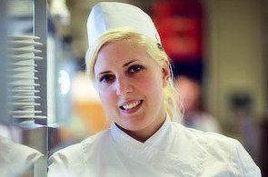 Barbora Kulíková, šéfcukrářka v pražském hotelu InterContinental