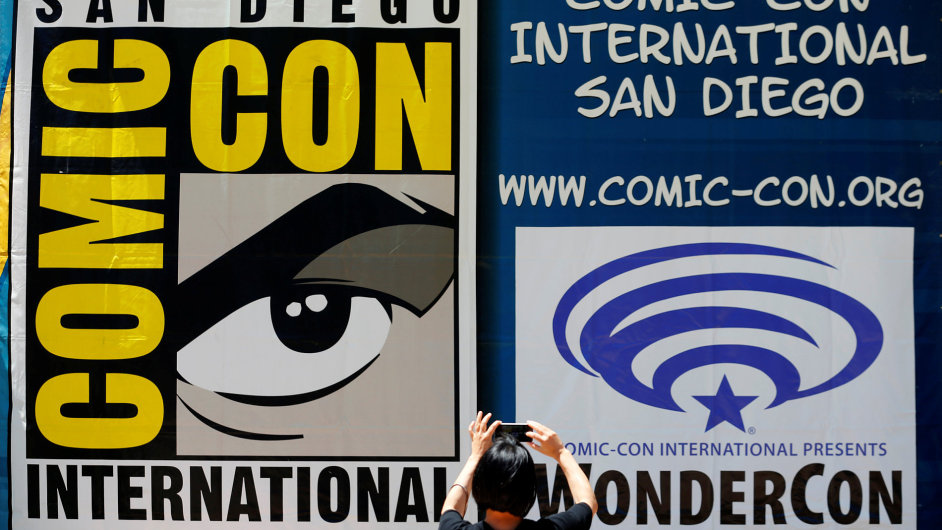Comic-Con začíná ve čtvrtek večer středoevropského času v americkém San Diegu.
