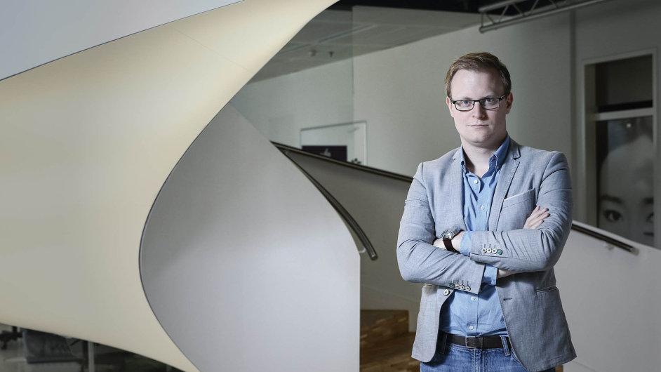 František Bostl, ředitel investic ahlavní ekonom společnosti Chytrý Honza.