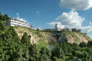 Slavná skála. Podaří se vdechnout nový život Barrandovským terasám?