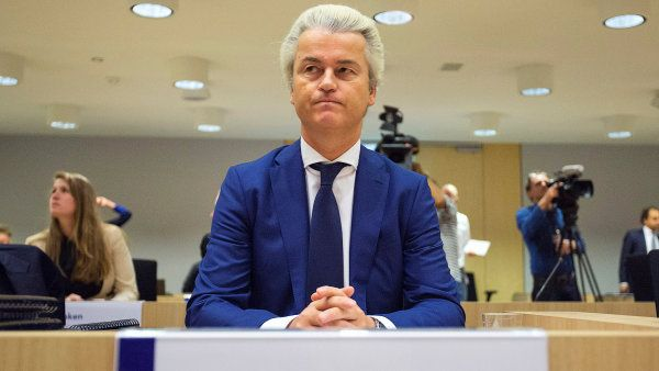 Wilders, Nizozemsko, krajní pravice