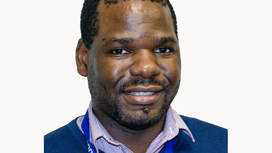 Emmanuel Jefrey, Software Delivery manažer společnosti Foxconn