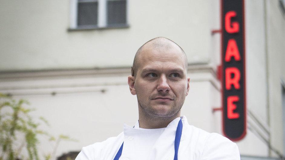 Jan Kvasnička, La Gare