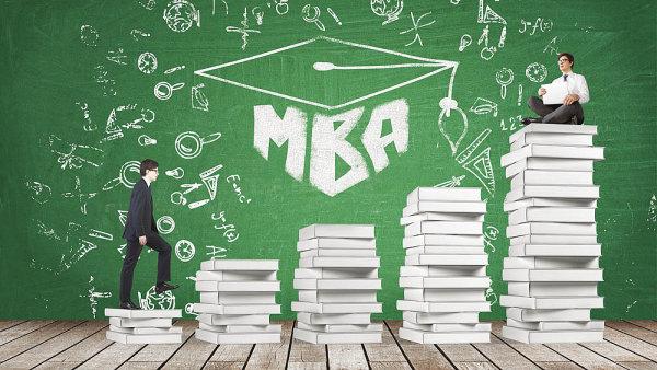 Trend dneška: MBA jako zaměstnanecký benefit - ilustrační foto.