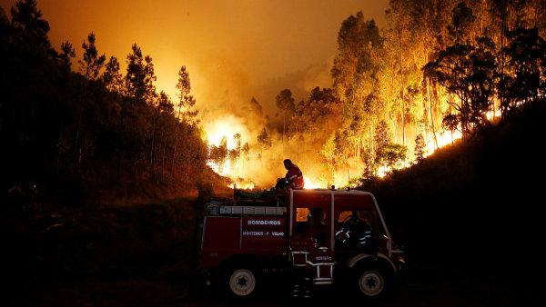 S plameny bojuje 1700 požárníků.