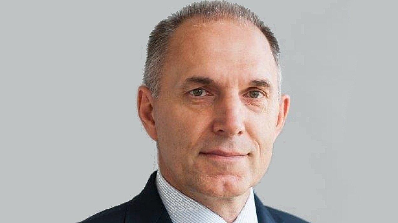 Dušan Baran, člen představenstva a finanční ředitel Sberbank CZ