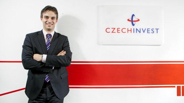 Karel Kučera řídí CzechInvest od roku 2014.