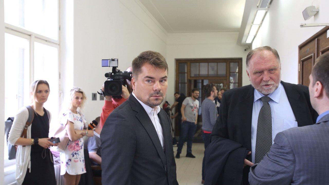 Marek Dalík a Tomáš Sokol