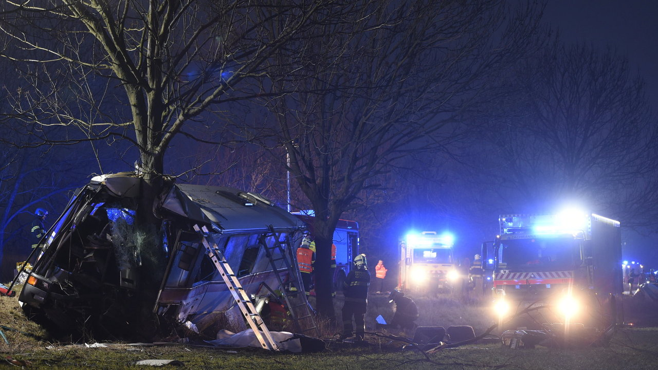 nehoda, Horoměřice