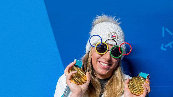 Češi letos nejvíce googlili olympiádu a prezidentské volby, zaujala je i výroba slizu. Nejhledanější českou osobností je Ledecká