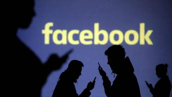 Facebook shromažďuje o svých uživatelích mnoho dat.