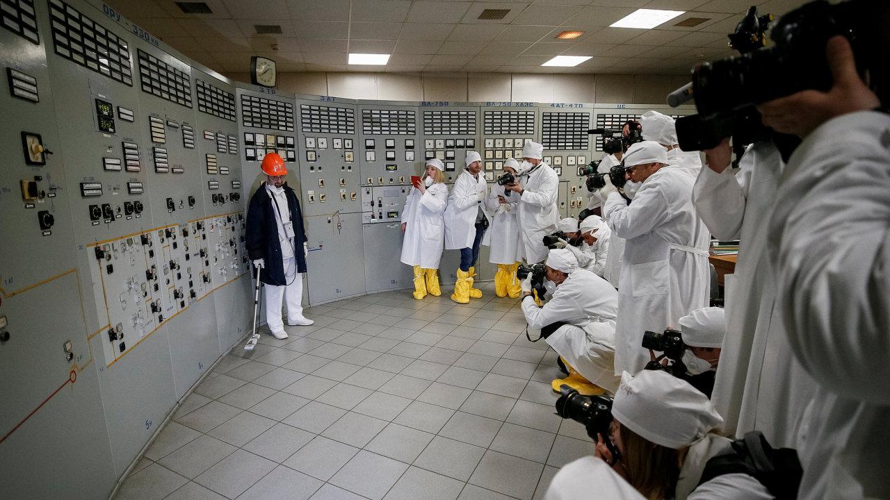 Tragédie v Černobylu se stala 26. dubna 1986.
