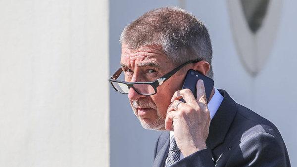 Andrej Babiš se kvůli novičoku sejde v pondělí se šéfy tajných služeb.