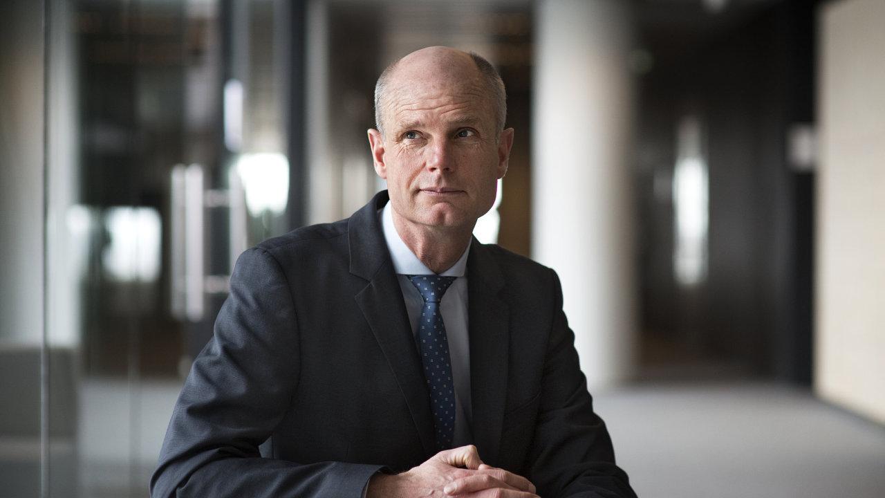 Nizozemský ministr zahraničí Stef Blok.