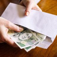 mzda, plat, výplata, zvýšení platu, ilustrační fotografie