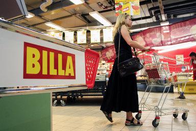Supermarkety Billa v Česku loni podle výroční zprávy zvýšily tržby za prodej zboží o devět procent na 27,7 miliardy korun.