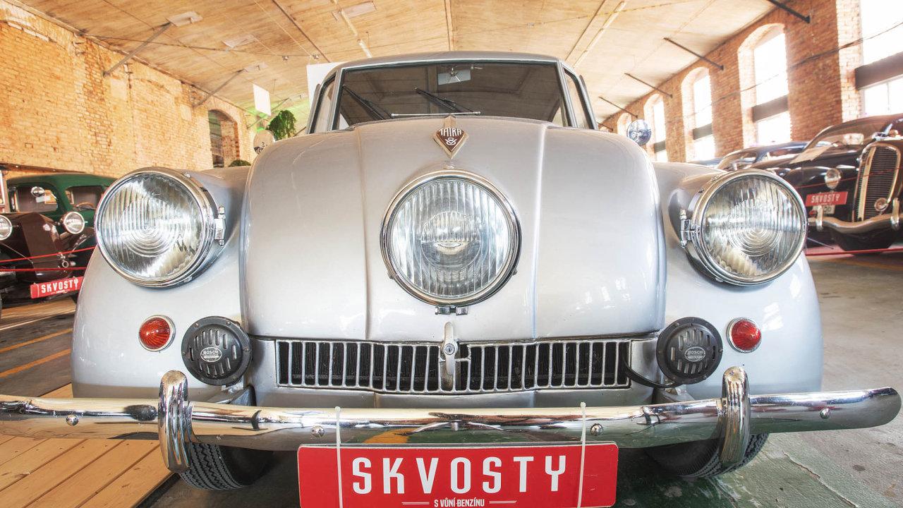 Tatra T87 Hanzelky & Zikmunda