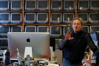 Rakouský opravář má zřejmě největší sbírku počítačů Apple na světě. Teď pro ni ale musí najít nového majitele