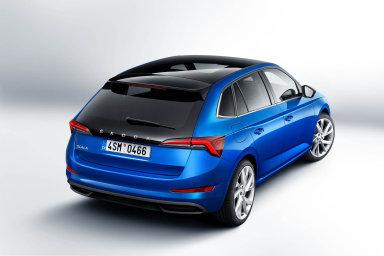 Škoda představila v Tel Avivu svůj nový model Scala, který má nahradit dosavadní Rapid. Jeho výroba skončí