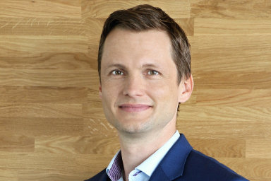 Martin Puchwein, Country President farmaceutické skupiny Novartis Group v České republice