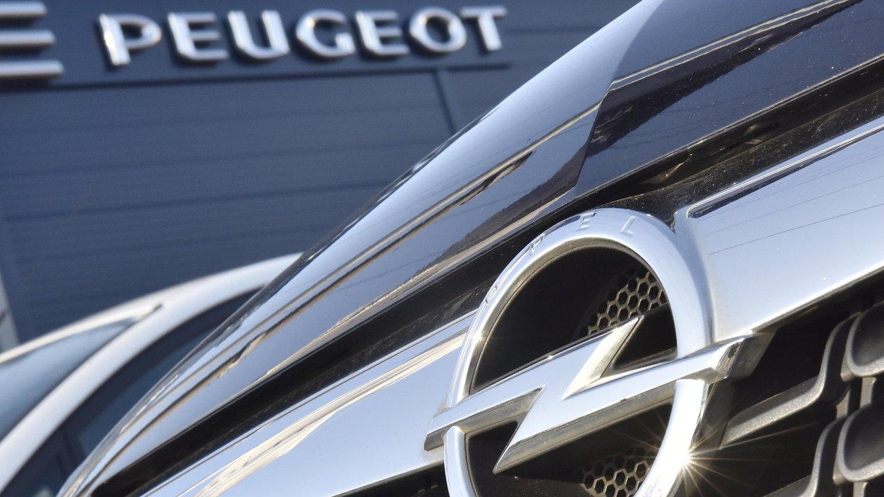 Opel je značkou francouzské skupiny PSA Group.