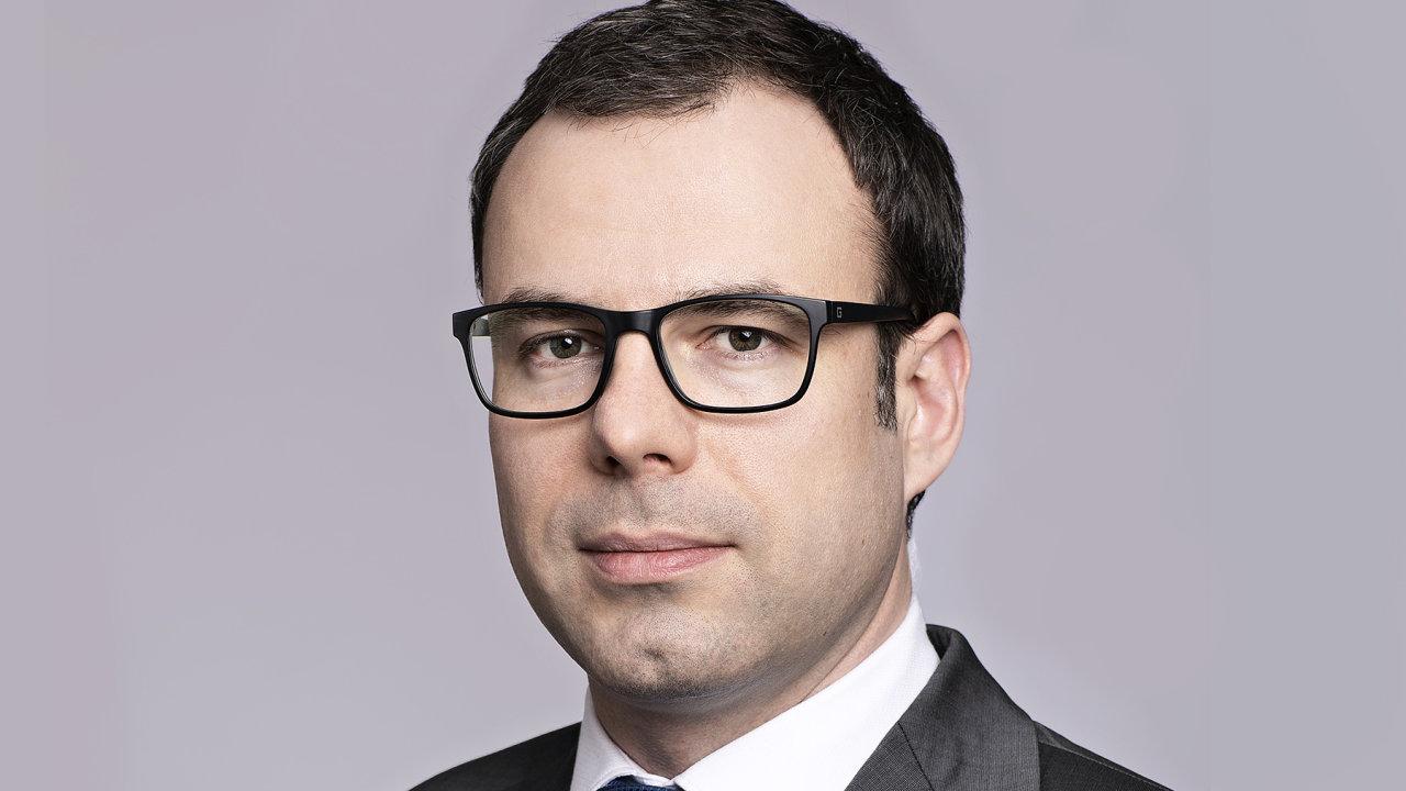 Martin Kubíček, člen představenstva a výkonný ředitel Expobank CZ