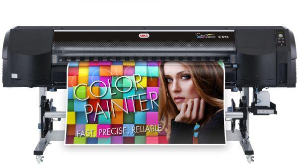 OKI ColorPainter E 64s web