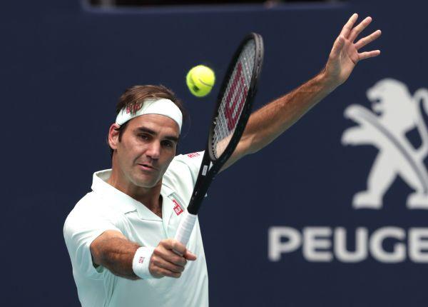 Roger Federer počtvrté vyhrál turnaj série Masters v Miami.