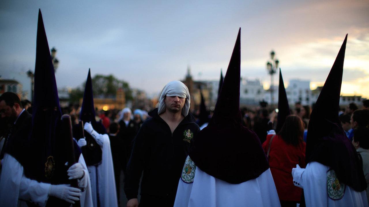 Svatý týden v Seville