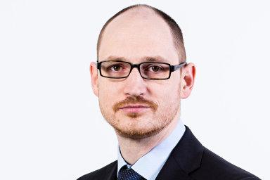 Jan Kodada, ředitel marketingu české pobočky Gebrüder Weiss