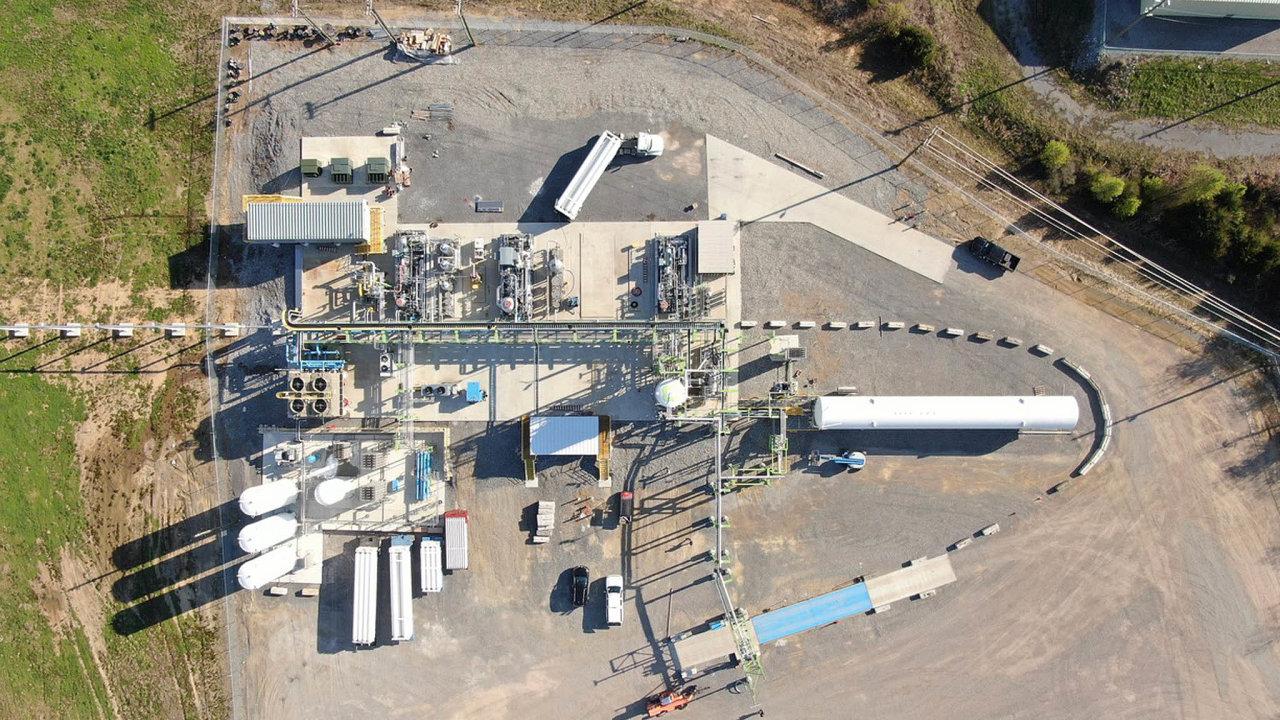 17067173c3bc Český fond chce v Kalifornii otevřít vodíkové pumpy. Od investorů potřebuje  vybrat půl miliardy
