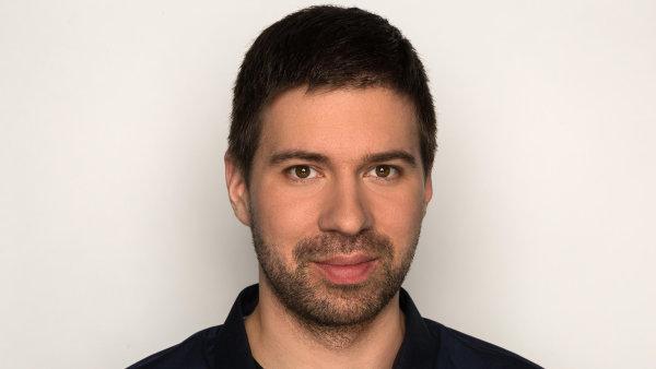 Josef Šíma, CTO ve start-upu Topite.cz
